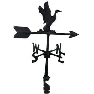 "24"" Aluminum Duck Weathervane"