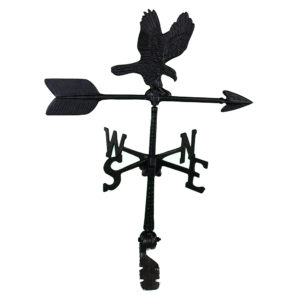 "24"" Aluminum Eagle Weathervane"