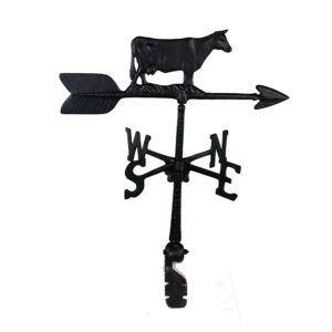 "24"" Aluminum Cow Weathervane"