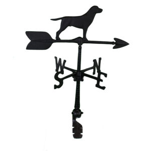 "24"" Aluminum Retriever Weathervane"