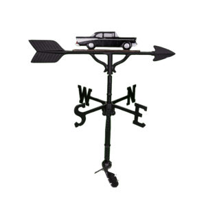 "32"" Aluminum Classic Car Weathervane"