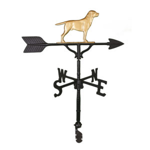 "32"" Aluminum Lab Weathervane"