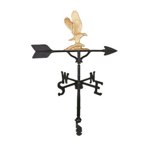 "32"" Aluminum Eagle Weathervane"