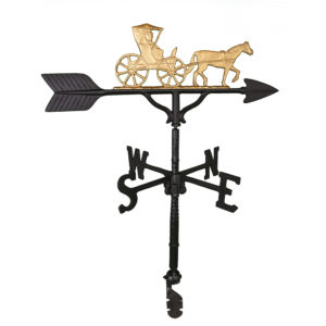 "32"" Aluminum Country Doctor Weathervane"