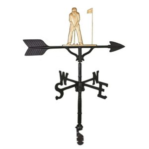 "32"" Aluminum Putter Weathervane"